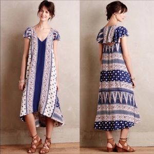 Maeve Summertide Swing Dress